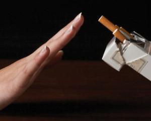 O Combate à dependência do Tabaco