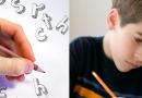 A Dislexia e os seus principais sinais