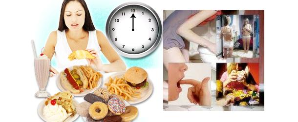 A Era do Fast-Food e os Distúrbios Alimentares